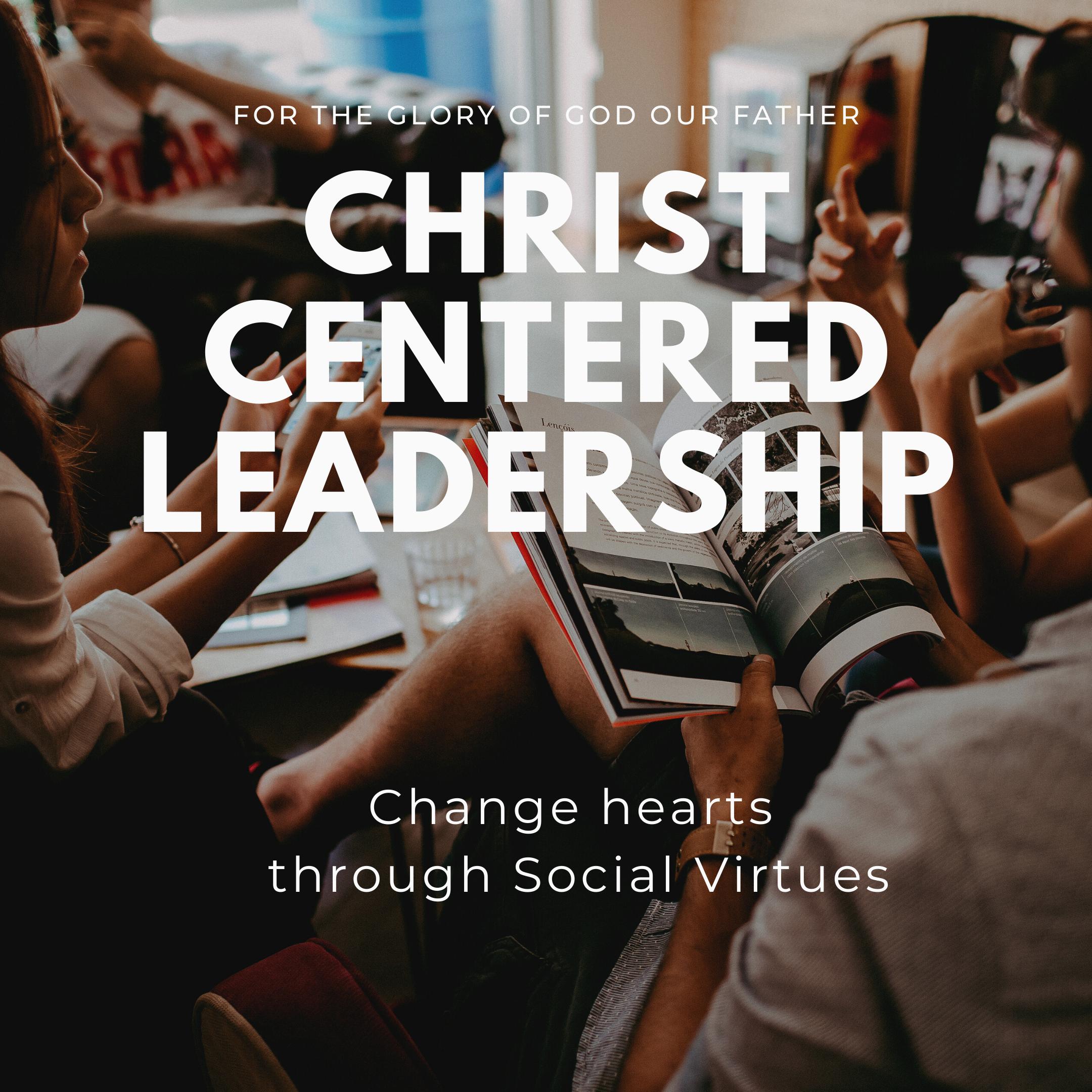 Christ centered leadership