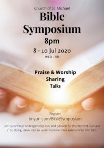 Bible Symposium 2020