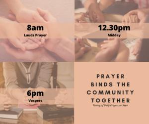 Daily Prayer Timing