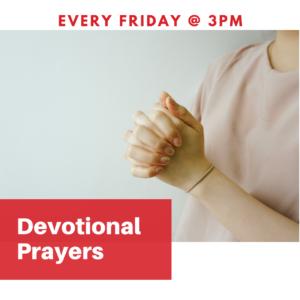 CSM Devotional Prayers