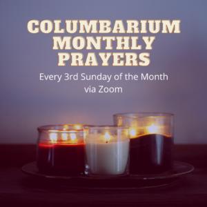 Columbarium monthly prayers