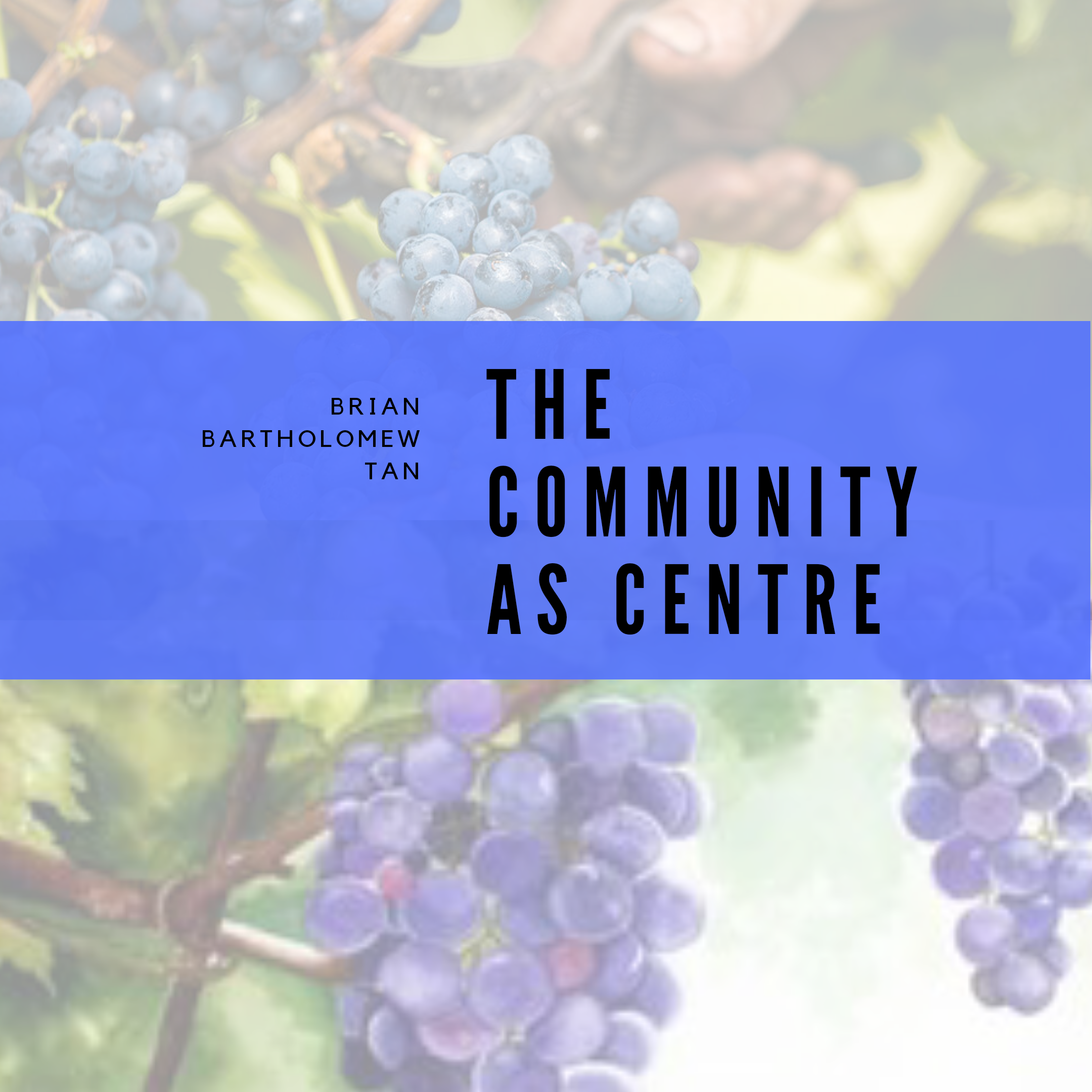 The Community as Centre