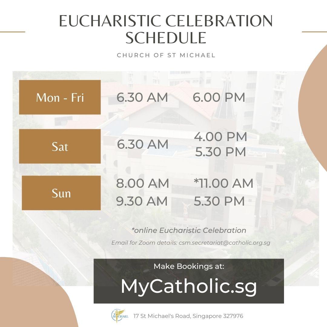 EC schedule updated