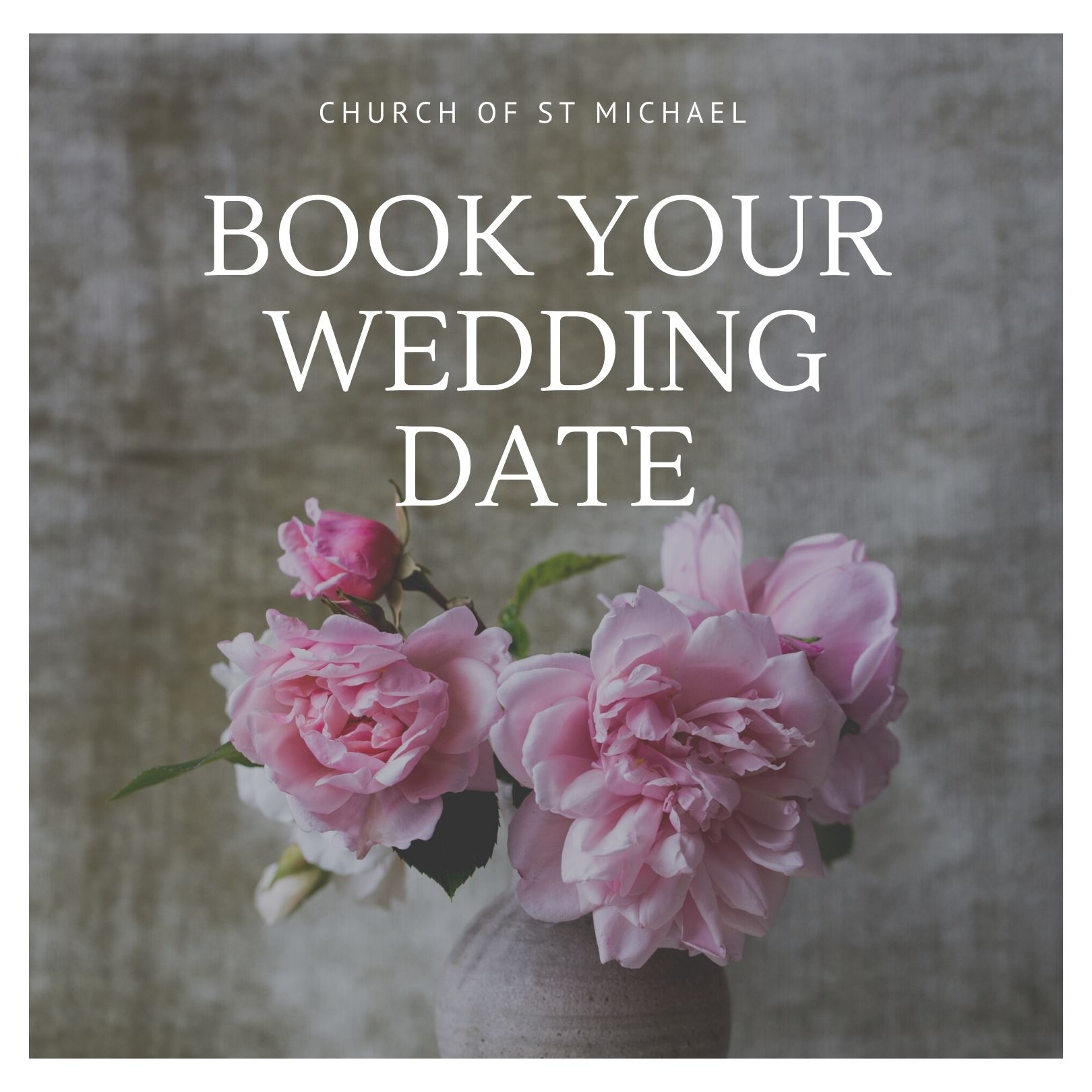 Book your wedding date