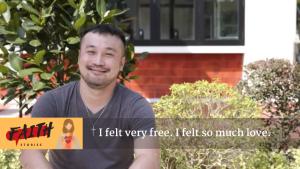 Faith Stories- Be the Change- Emmanuel Tan (CSM Feast Day 2021)