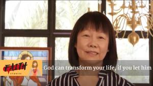 Faith Stories- Be the Change- Lilian Chua (CSM Feast Day 2021)