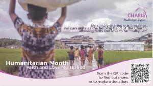 Charis Humanitarian Month