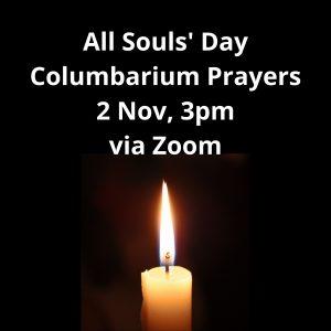 Columbarium Prayers