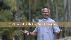 Fr Terence- Church of St Michael CSM- Feast Day 2021