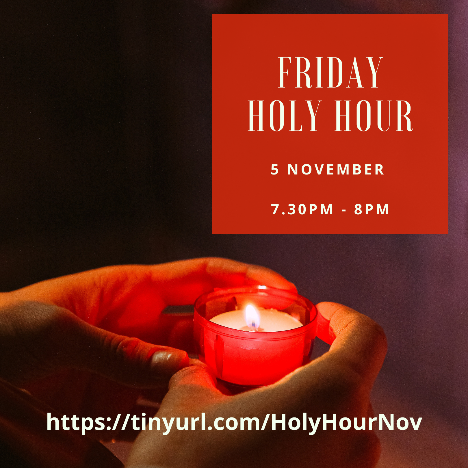 Friday Holy Hour